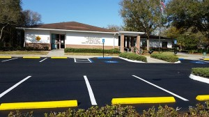 Sealcoating keeps your asphalt parking lot looking new